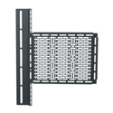 Middle Atlantic PRX-MP-9X12 Proximity Series Mounting Plate for In-Wall-Box - 9x12