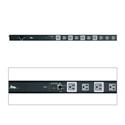 Middle Atlantic RLNK-1015V 15A 10 Outlet Racklink IP Controlled Vertical AC Power Strip