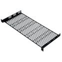 Middle Atlantic UFA-8-4 1SP UFA Rackshelf - 1RU - 8 Inch D - 4 Piece