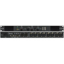 Marshall AR-AM4-BG High Quality 1RU Rack Mountable Analog 4-Channel Audio Monitor with DSP and Peak Meters