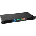 Marshall AR-DM51-B 16 Channel Audio Rack-Mount Monitor with Built-in Preview Screen - up to 8 Stereo Channels of Audio