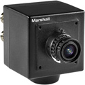 Marshall CV502-M MINI Broadcast POV Camera 2.5MP 50/60fps with 3.7mm (interchangeable) Lens- Full Sized BNC (HD/3G)
