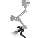 Marshall CVM-12 Miniature C Clamp Mount with Female 1/4in.-20 & Female 3/8in.