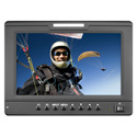 Marshall V-LCD-70AFHD 7 Inch Camera Top Monitor with 3GSDI / HDMI / Composite / Component Inputs