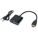 MC3 HDVGA-MFA HDMI to VGA Video with Audio Converter