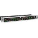Behringer MDX2600 V2 COMPOSER PRO-XL Reference-Class 2-Channel Expander/Gate/Compressor/Peak Limiter