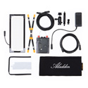 Aladdin MFL30BIKITCGM Micro LED BI-FLEX M3 (30W Bi-Color) Gold-mount with Soft Case