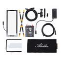 Aladdin MFL30BIKITCVM Micro LED BI-FLEX M3 (30W Bi-Color) V-mount with Soft Case