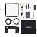 Aladdin MFL70BIKITCVM Micro LED BI-FLEX M7 (70W Bi-Color) V-mount with Soft Case