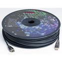 Magenta Research MG-AOC-882-20 DisplayPort 1.4 Active Plenum Optical Cable 66 Feet (20 Meter)