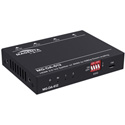 Magena Research MG-DA-612 1x2 4K60 HDMI 2.0 Ultra Slim Splitter with HDCP 2.2 and Down Scaling