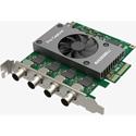 Magewell 11090 Pro Capture Quad SDI 4-Channel PCIe 2.0 SD/HD/3G/2K SDI Capture Card