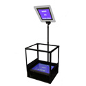 Mirror Image SP-220 OS 19 Inch LCD Speechprompter with HDMI/SDI/Composite & SVGA Inputs