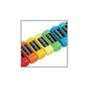 Mipro RH-77M Multi-Colored Rings Set of 10