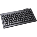 Mini USB Keyboard Black