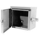 Milbank 12126-TC3R Outdoor Weather Resistant Hinged Cover Junction Box 12x12x6