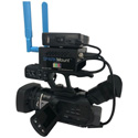 SparkMount Kit with 12v 6A Li-Ion Battery Pack for the NewTek Spark HDMI or SDI