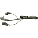 Motorola 53866 Earbud with In-line Clip PTT Mic