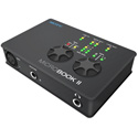 MOTU MicroBook II Studio-Grade Audio Interface for Personal Recording