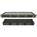 Pro Co Sound MS-43A Four Channel Three Way Mic Splitter