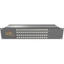 Matrix Switch MSC-2HD1624LplusDC 16 Input 24 Output 3G-SDI Video Router with Button Panel