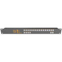 Matrix Switch MSC-CP16X4E 16x4 Elastomeric Remote Button Panel