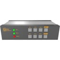 Matrix Switch MSC-TXD62L 6 Input 2 Output 3G-SDI Video Router with Button Panel