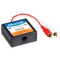 MuxLab 500028 Stereo Hi-Fi Balun