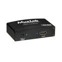 Muxlab 500423 4K-UHD 1x2 HDMI Splitter