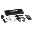 Muxlab 500442 4x2 4K-UHD HDMI Matrix Switcher