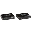 Muxlab 500456 HDMI 5-Play Extender Kit/ UHD-4K