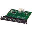 Muxlab 500481-O 4 Channel HDMI/RS232 Output Card / UHD-4K