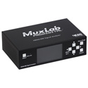 Muxlab 500831 HDMI 2.0/3G-SDI Signal Analyzer