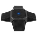 MXL AC-360-Z-V2 360 Degree USB Conferencing Microphone for Zoom Rooms - Black