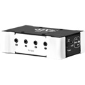 MXL MM-4000 Battery/USB Powered 4CH Audio Mixer for Mobile Devices