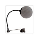 MXL-PF-002 Metal Mesh Pop Filter - Black