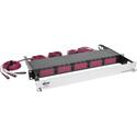 Tripp Lite N48K-15M8L60S-B 8.3/125 OM4 Pre-assembled 40GB-10GB Patch Panel 15MTP QSFP-60 LC