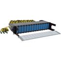Tripp Lite N48K-42M8L168SB 8.3/125 OM4 Pre-assembled 40GB-10GB Patch Panel 42MTP QSFP-168LC