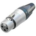 Neutrik NC3FXX-HE 3 Pole Female Cable Connector