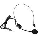 Nady HM-3 HEADMIC Uni-directional Condenser Headworn Mic (3.5 mm Locking Plug)