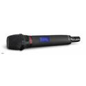 Nady HT-1KU Handheld Microphone Transmitter Band 3 (520.0-544.9MHz) for W-1KU/2W-1KU and 4W-1KU wireless systems