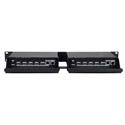 NTI SPLITMUX-HD-4RT-2R HDMI Quad Screen Multiviewer - 1RU Dual Side-by-Side Rackmount