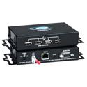 NTI ST-C5USBVT Transparent 4-Port USB Extender with VGA Video