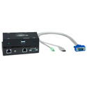 NTI ST-C5USBVA-1000S Hi-Res USB KVM Extender with Audio via CATx to 1000 Feet