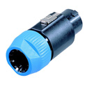 Neutrik NL8FC 8 Pole Female Cable Connector