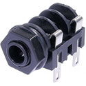Neutrik NMJ2HF-S 1/4 Inch Mono Jack Unswitched with Solder Lugs