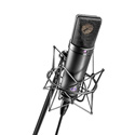 Neumann U 87 AI MT Multi-Pattern Microphone - Black