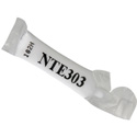 NTE 303 Silicone Thermal 1 Gram Heat Sink Tube - Each