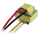 Neutrik NTE4 Professional Audio Transformer with Free Wires