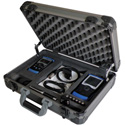 NTi 600-000-401 Exel Set - XL2 Acoustic Analyzer M4261 Mic  XL2 ASD Cable XL2 Power Supply MR-PRO Cable XL2 System Case